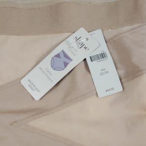 Cacique Intimates & Sleepwear - Shape by Caciqur Firm Control High Waist Brief (S2